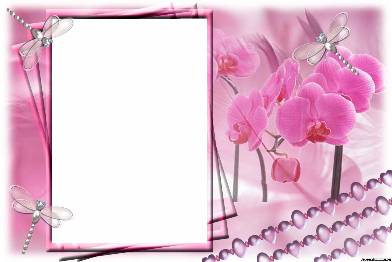Рамка-открытка для фото с днем рождения с поздравления